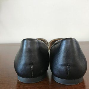 Jessica Simpson Shoes - Jessica Simpson Leopard Print Calf Hair Flats 6.5